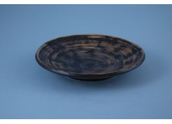 Plate - Black Shifuku