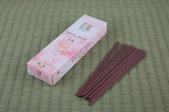Incense - Ka Fuh - White Plum